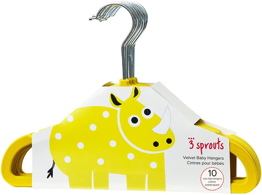 3/Sprouts Kleiderb/ügel Elefant pink