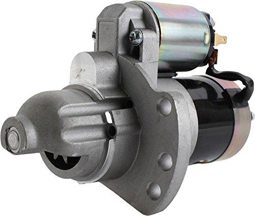 DB Electrical SMT0153 Starter For John Deere Skid Steer Loaders 14 24A 70 90 JD24A Onan Engines 25HP 23HP Continental 36HP Gas //Onan Engines CCK CCKA CCKB NH NHA NHAV NHB NHBV NHC NHCV NHP NHPV