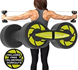 Amazon Prime Deals – POWER REELS – #1 Most Effective Constant Resistance Fitness Product. Build stronger and leaner muscles, train anywhere & see faster results (YELLOW) 3lbs Resistance For Sale