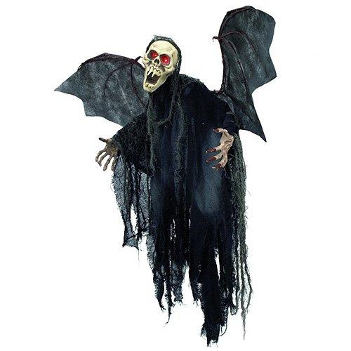 Europalms 61614 Halloween Chiffre Chauve-Souris Fantôme Noir]()