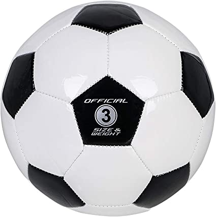Balon bola de futbol soccer para niños y Grandes tamaño OFICIAL ORIGINAL 5 mes