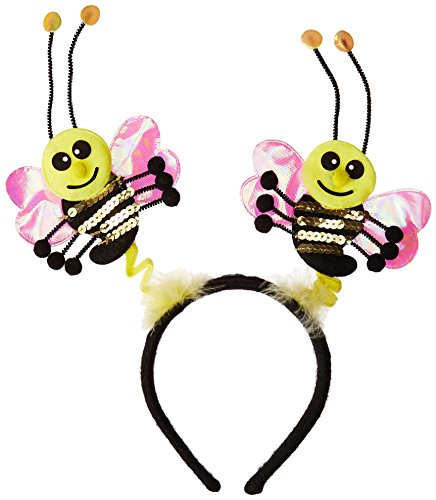 Bumblebee Boppers Party Accessory (1 count) (1/Pkg) (Cute Bumble Bee Costumes)