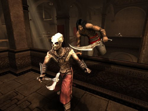 prince of persia warrior within emulator