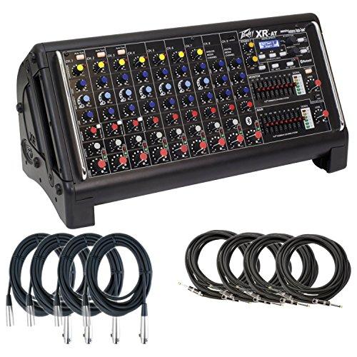 peavey amplifier mixer - 3