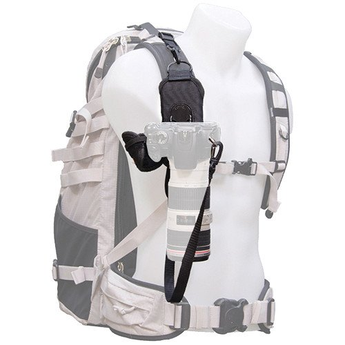 Cotton Carrier Strap Shot - Backpack Add-on by Cotton Carrie