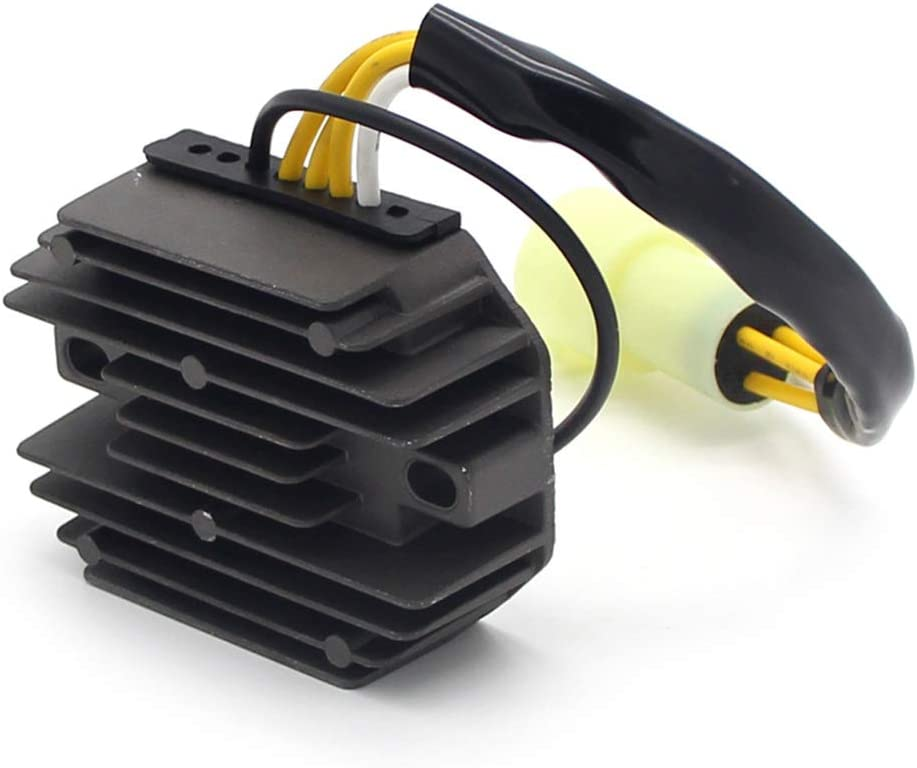 Mad Hornets Motorcycle Voltage Regulator Fit for Su-zuki 32800-87J00 32800-87J10 DF40 DF50 1999-2004