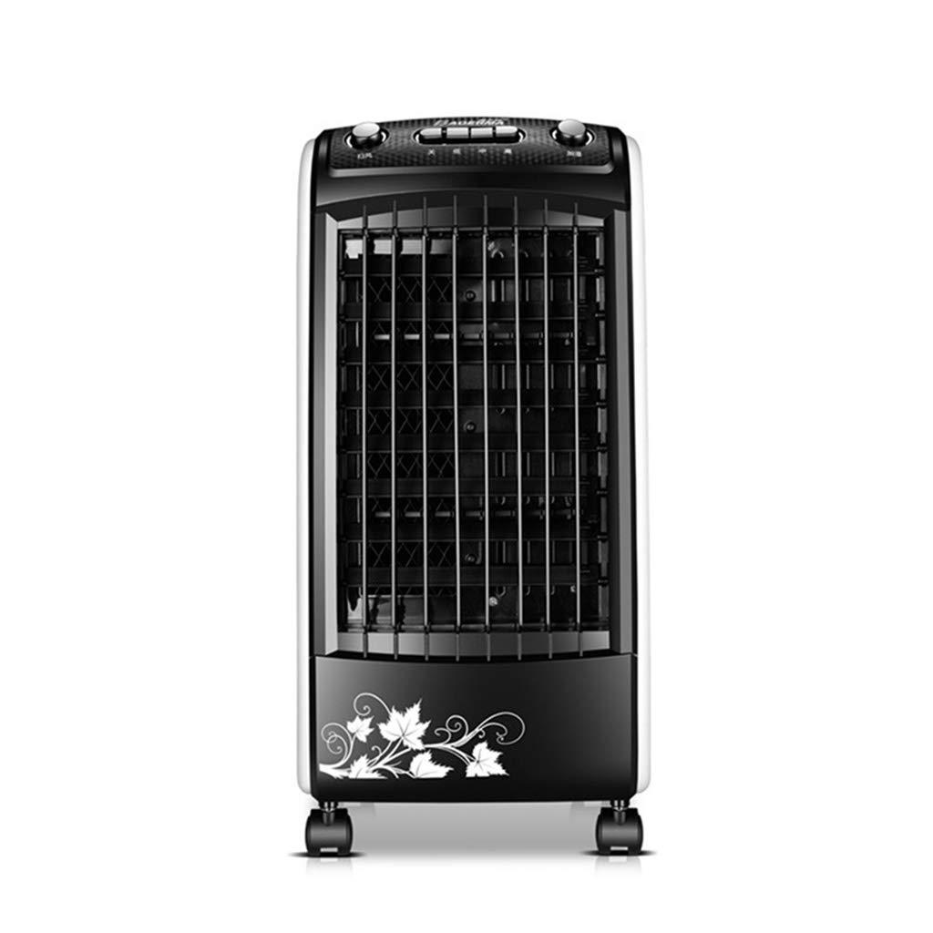 CHS@ スプレーファン一晩冷暖房ファンモバイル冷凍小型エアコン冷却ファンの加湿器家庭用コマーシャル コンディショナー (色 : Remote control) B07QJ4M8TF Mechanical  Mechanical