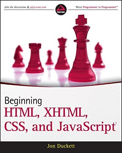 Beginning HTML, XHTML, CSS, and JavaScript 1st edition by Duckett, Jon (2009) Taschenbuch