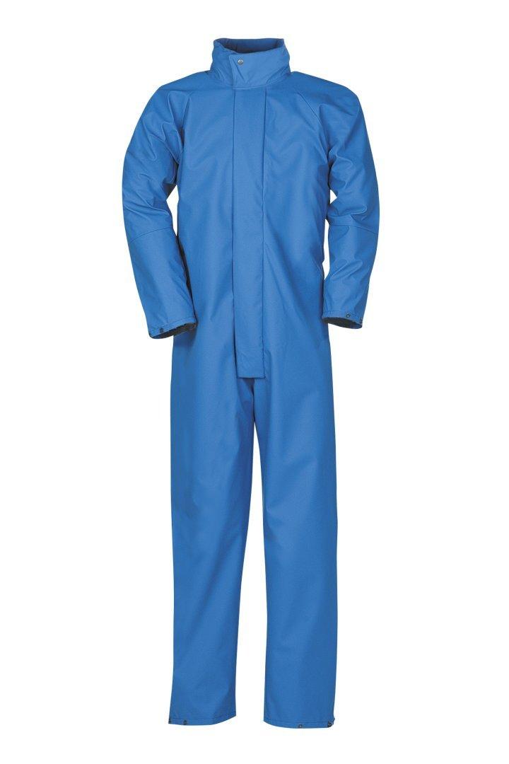 Baleno Montreal Herren Regen Anzug Blau