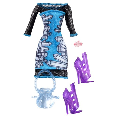 Monster High Abbey Bominable Basic Fashion - High Monster Outfits