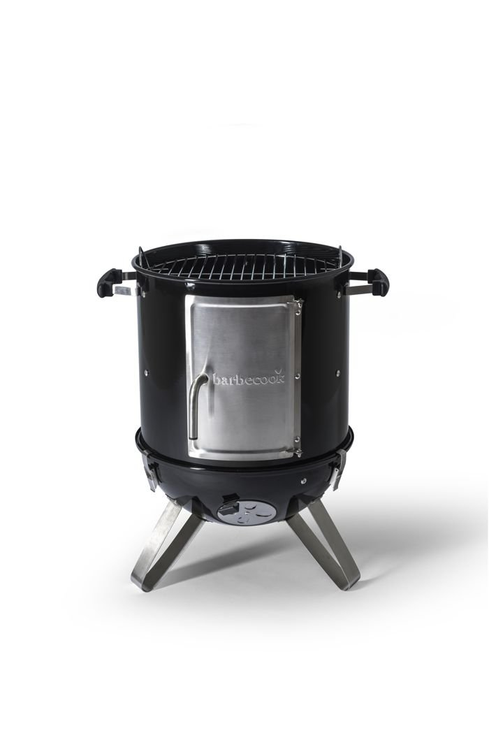 barbecook® Hot and Cold Smoker - Oskar S 88 cm – Steel – 40 cm Diameter 2239842000