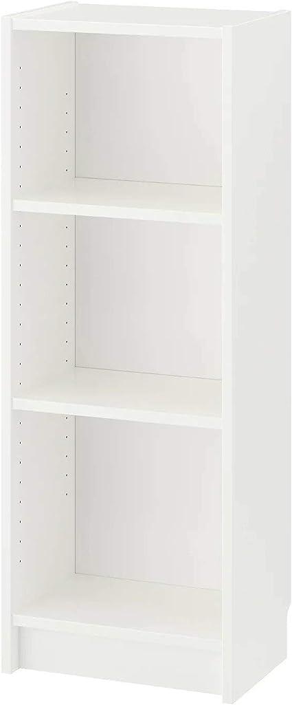IK IKEA Billy - Librería, Blanco, 40 x 28 x 106 cm: Amazon.es ...