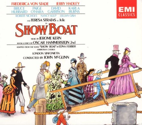 Price comparison product image Show Boat (1988 Studio Cast)
