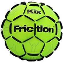 1GK USA KixFriction Soccer Ball - Top Street Soccer and Training Ball, Revolutionary Patented Design