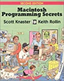 img - for Macintosh Programming Secrets (2nd Edition) book / textbook / text book