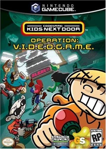 CODENAME: Kids Next Door - Gamecube Artist Not Provided Majesco Sales Inc. 710425248900 Action / Adventure Games