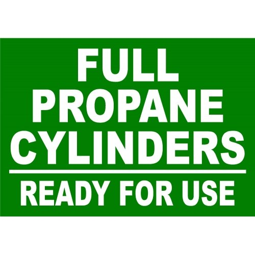 Propane Storage Cage (Propane Cylinders