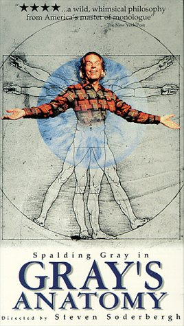 Gray's Anatomy [VHS]