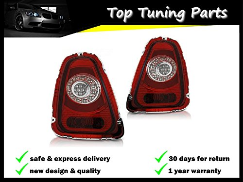 R56 Led Tail Lights in US - 9