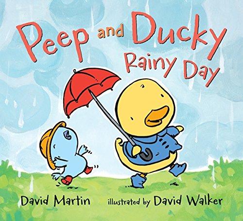 Peep and Ducky Rainy Day - Day Activity Rainy Fun
