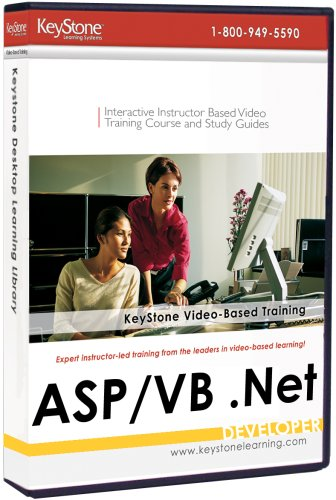 Active Server Pages (ASP)/Visual Basic (VB).NET -  Instructor-based Video Training Bundle ()