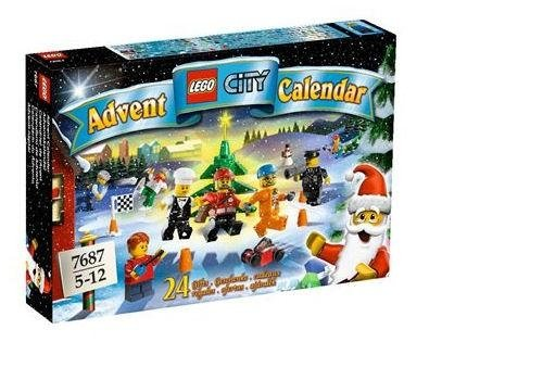 LEGO Calendario de Adviento City (7687)