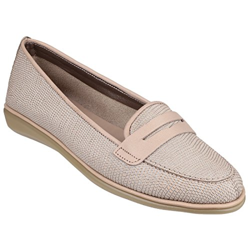 The Flexx Damen Loafers mit Reptilien-Design Corda