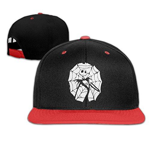 HAAUT Kids Cool Skeleton Gentleman Hip-Hop Baseball Caps (Phim Le Halloween)