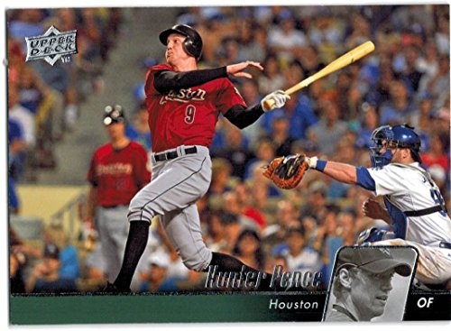 (2010 Upper Deck Houston Astros Team Set with Hunter Pence & Lance Berkman - 19 MLB Cards)