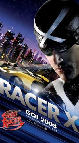 (Speed Racer POSTER Movie (27 x 40 Inches - 69cm x 102cm) (2008) (Style D))