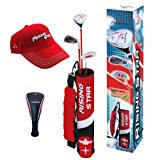 Paragon Rising Star Kids/Toddler Golf Clubs Set Ages 3-5 Red by Paragon