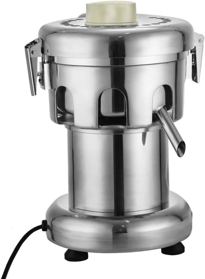 Commercial Juice Extractor Stainless Steel Juicer Heavy Duty WF-A3000 for Juicing both Fruit and Vegetable 110V 370W
