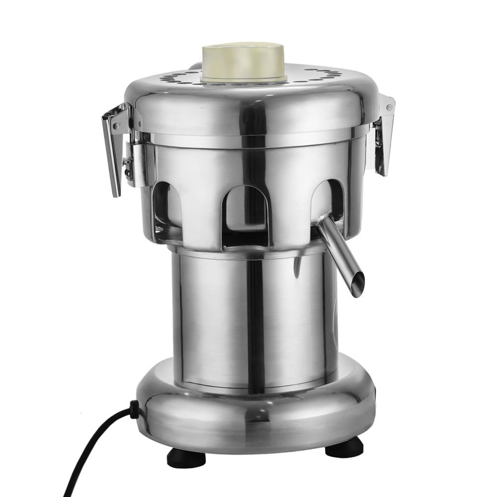 110V 370W Commercial Juice Extractor Stainless Steel Juicer Heavy Duty WF-A3000 Juicing both Fruit and Vegetable