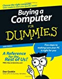 Buying a Computer for Dummies, Dan Gookin, 076459818X
