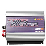 GTSUN 500W Wind Grid Tie Power Inverter Converter For 3phase Wind Turbine Generator System AC Input 10.8V- 30V