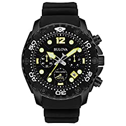 Image of the product Bulova Mens 98B243 Sea that is listed on the catalogue brand of Bulova.