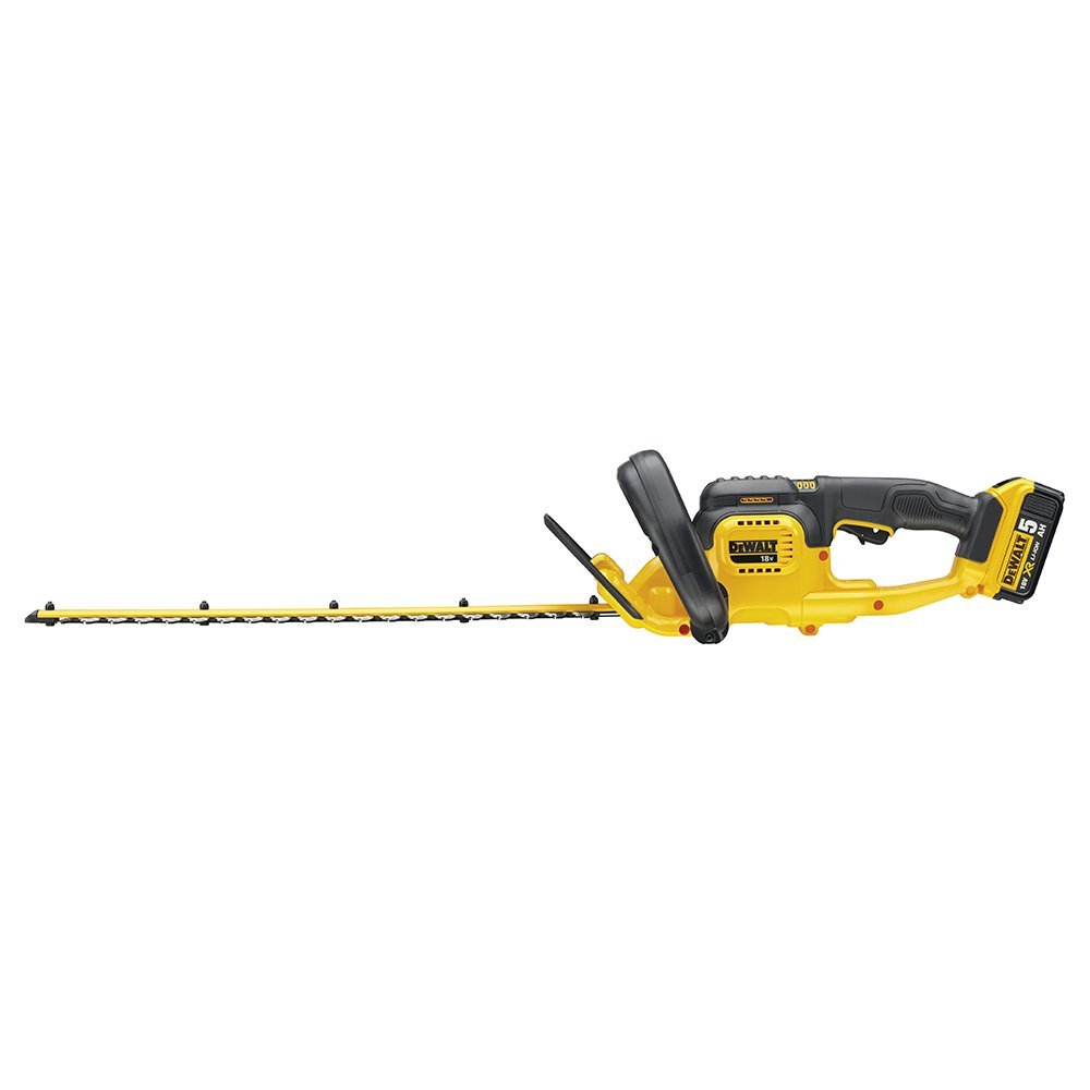 DEWALT DCM563P1-GB 18V XR Cordless Hedge Trimmer