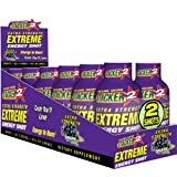 Stacker2 Extra Strength Energy Shot Grape 2oz. 12 Pak Review