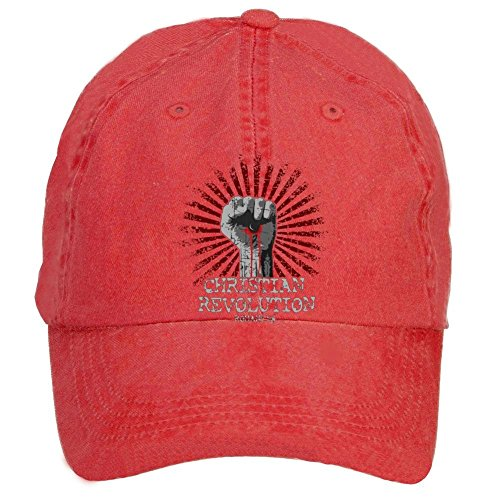 Kittyer Unisex Red Of Beauty and Rage Adjustable Baseball Hat (Of Beauty And Rage Red compare prices)