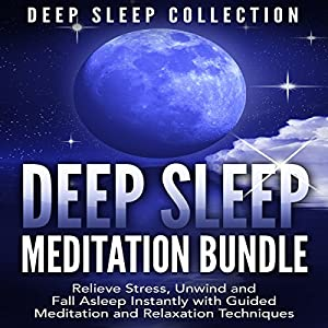 Deep Sleep Meditation Bundle Speech