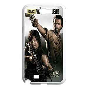 James-Bagg Phone case TV Show The Walking Dead Protective Case For Samsung Galaxy Note 2 Case Style-14