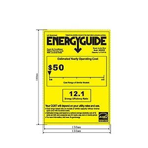 Arctic Wind 2016 Energy Star 6,000 BTU Window Air Conditioner