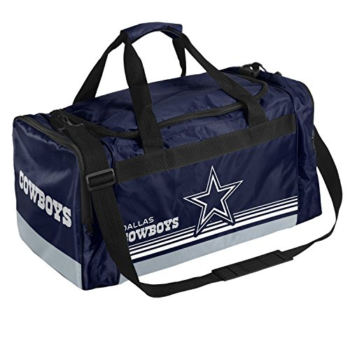 FOCO Dallas Cowboys Core Duffle Bag Extra Small by FOCO