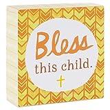 Hallmark Bless This Child Decorative Wooden Block
