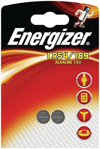 Energizer Batterien Lr54 Alkaline 1 5 V 12 Stück Elektronik