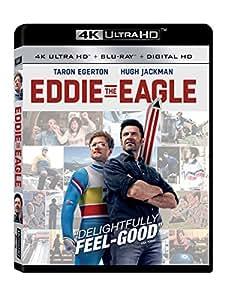 Eddie the Eagle [4K Ultra HD + Blu-Ray + Digital HD]