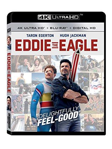 Eddie the Eagle 4k Ultra Hd [Blu-ray]