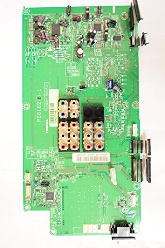 TOSHIBA 26HLC56 V28A00013700 R-1786 PE0102 D-1 V28A00009601 4-26HLC56-AB VIDEO BOARD - Toshiba 26 Tv