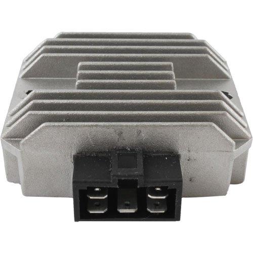 DB Electrical APG6000 New Voltage Regulator for Aprilla, Derbi, Italjet, Malaguti, Piaggio, Benelli, Gilera /12 Volt, 25 AMP