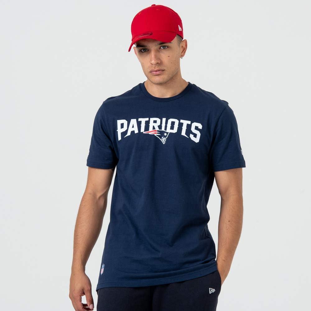 NEW Era Basic Shirt-NFL New England Patriots Navy